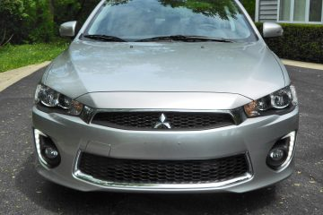 Drive Review - 2016 Mitsubishi Lancer 2.4 SEL AWC 10