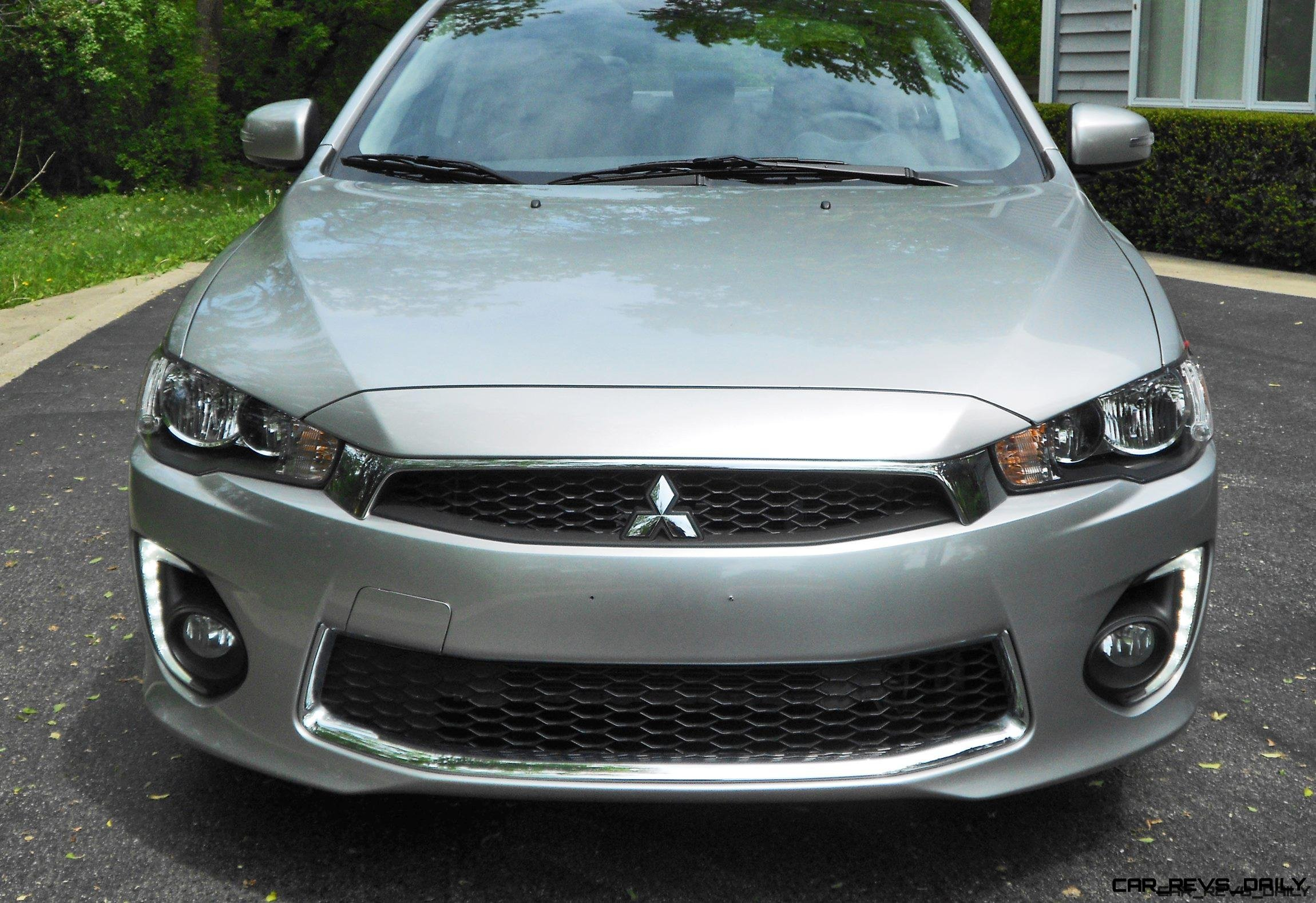 Drive Review - 2016 Mitsubishi Lancer 2