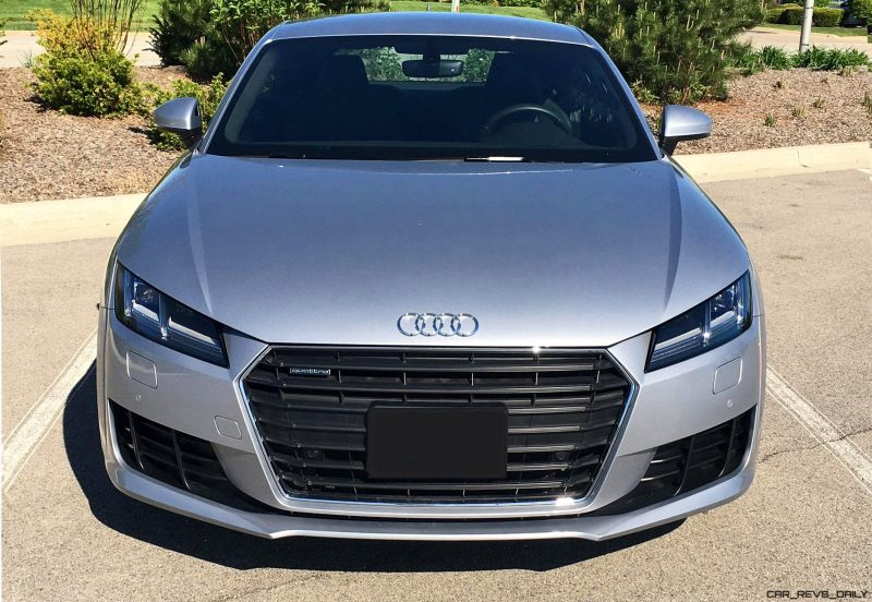 First Drive Review - 2016 Audi TT - By Anthony Fongaro 1