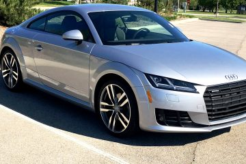 First Drive Review - 2016 Audi TT - By Anthony Fongaro 2