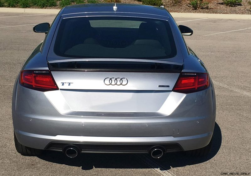 First Drive Review - 2016 Audi TT - By Anthony Fongaro 4