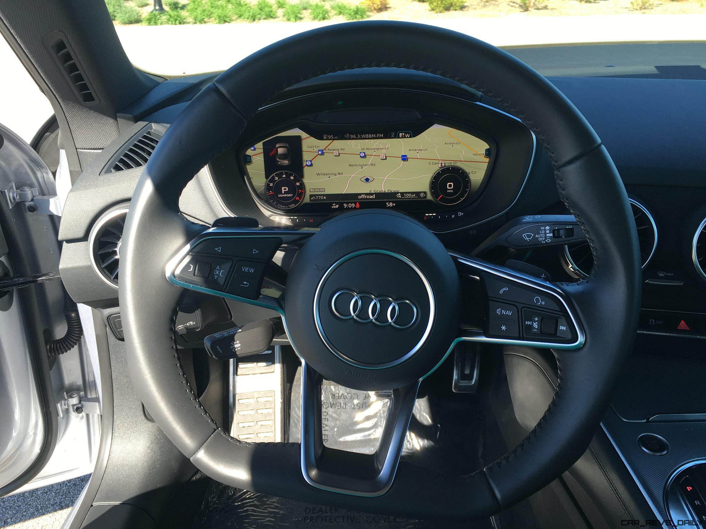 First Drive Review - 2016 Audi TT - By Anthony Fongaro 8