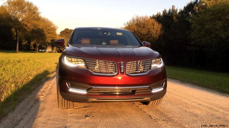 HD Road Test Review - 2016 Lincoln MKX 22