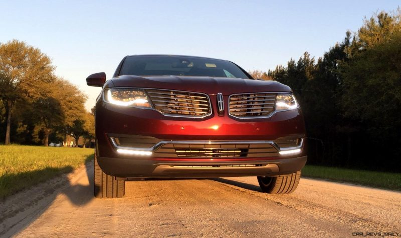 HD Road Test Review - 2016 Lincoln MKX 23