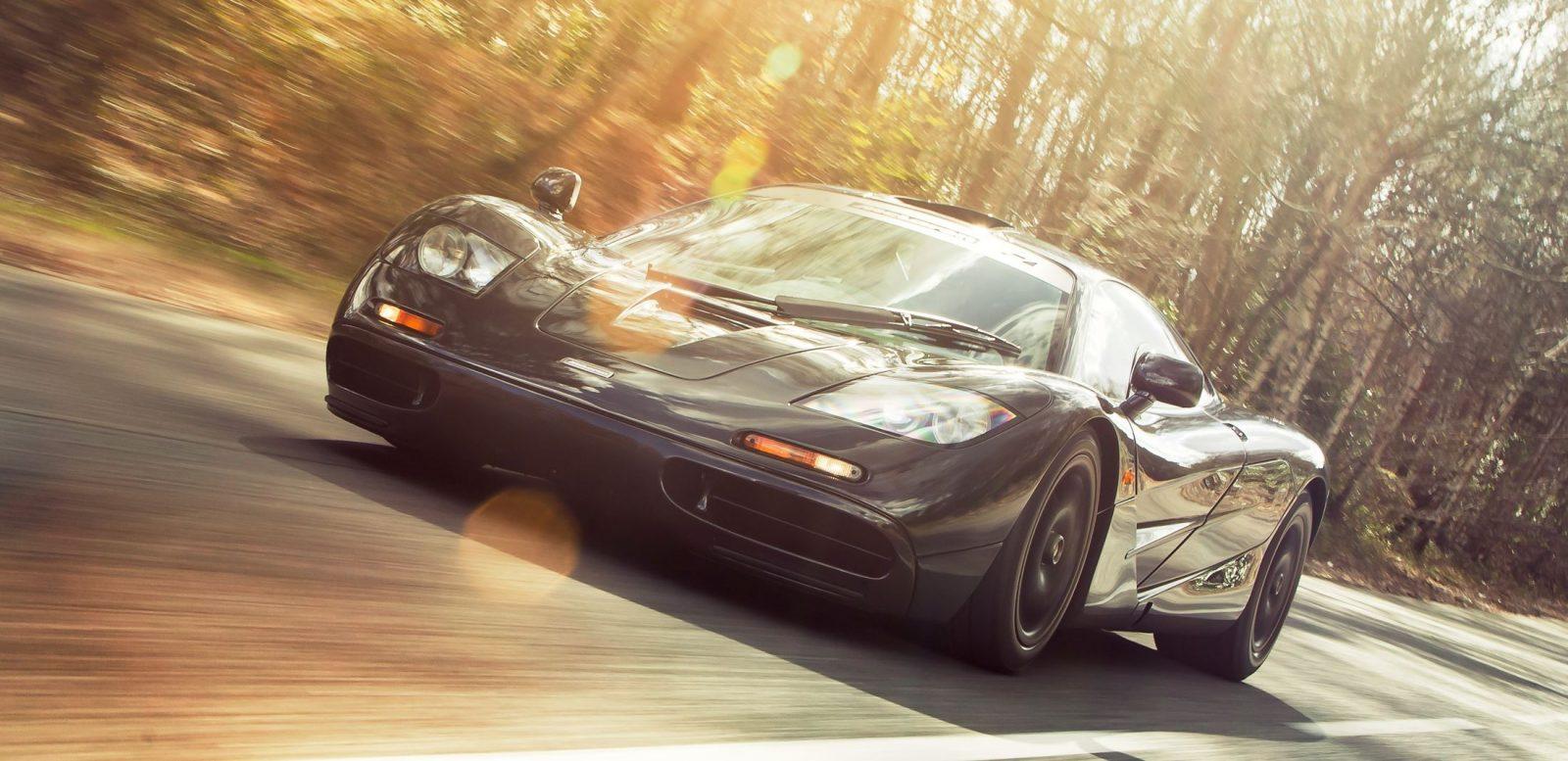 Mso Special 1998 Mclaren F1 069 Low Miles Full