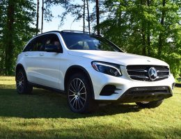 First Drive Review - 2016 Mercedes-Benz GLC300 4Matic [HD Video and 66 Pics]