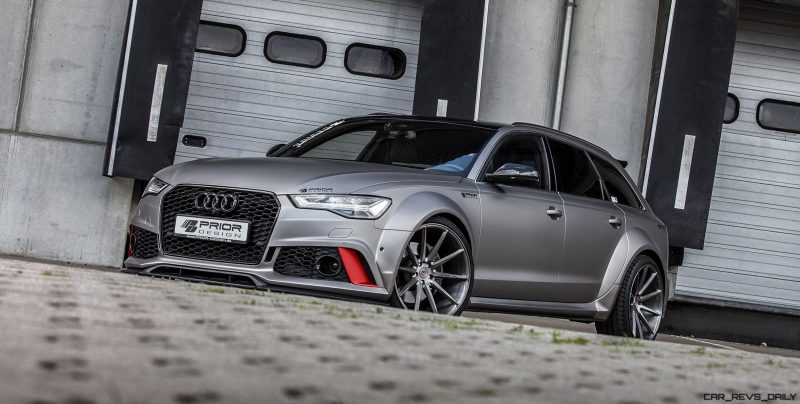 PRIOR-DESIGN PD600R Audi A6 16