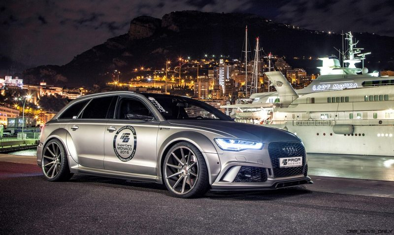 PRIOR-DESIGN PD600R Audi A6 3