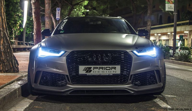 PRIOR-DESIGN PD600R Audi A6 4