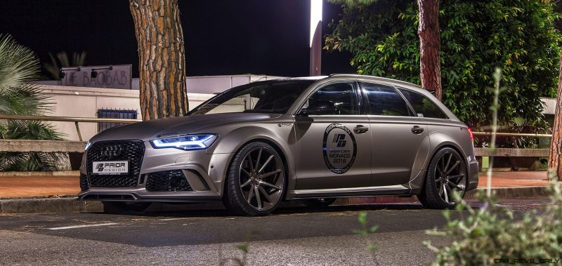PRIOR-DESIGN PD600R Audi A6 5