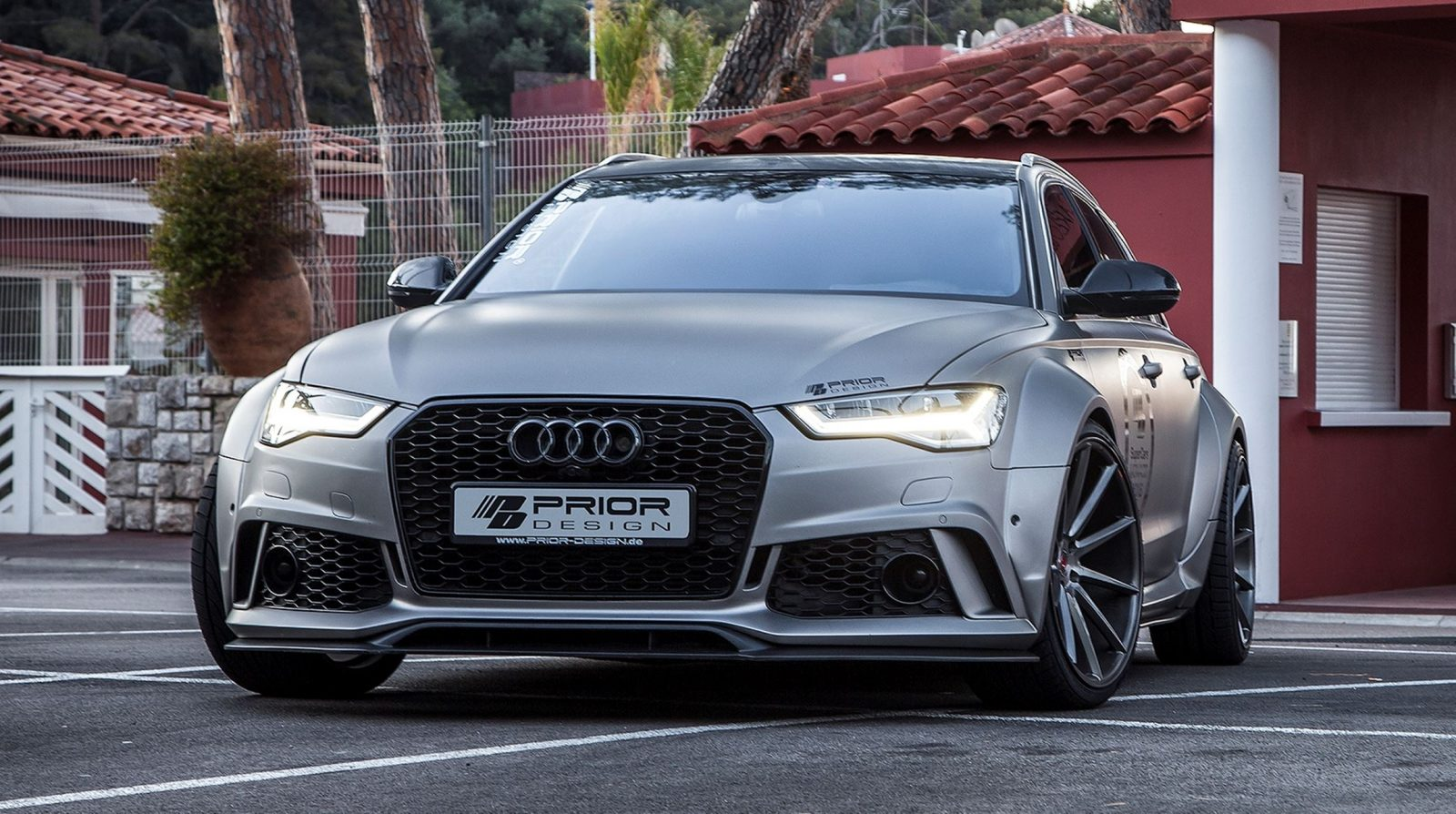 Audi A6/S6/RS6 Widebody! PRIOR-DESIGN PD600R Is Hot New