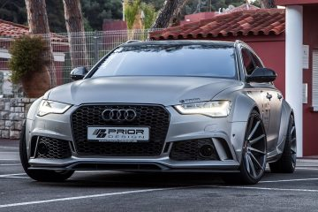 PRIOR-DESIGN PD600R Audi A6 8