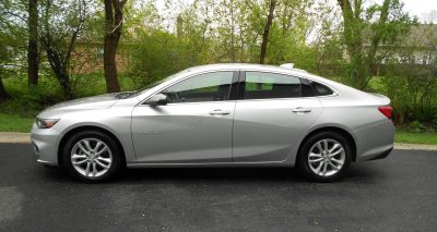 Road Test Review - 2016 Chevrolet MALIBU LT 1