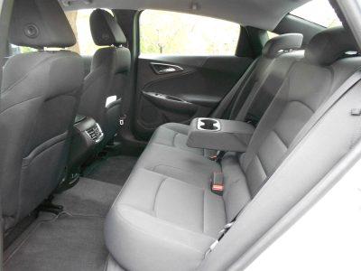 Road Test Review - 2016 Chevrolet MALIBU LT 10