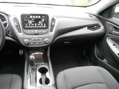 Road Test Review - 2016 Chevrolet MALIBU LT 15