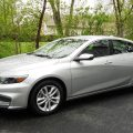 Road Test Review - 2016 Chevrolet MALIBU LT 2