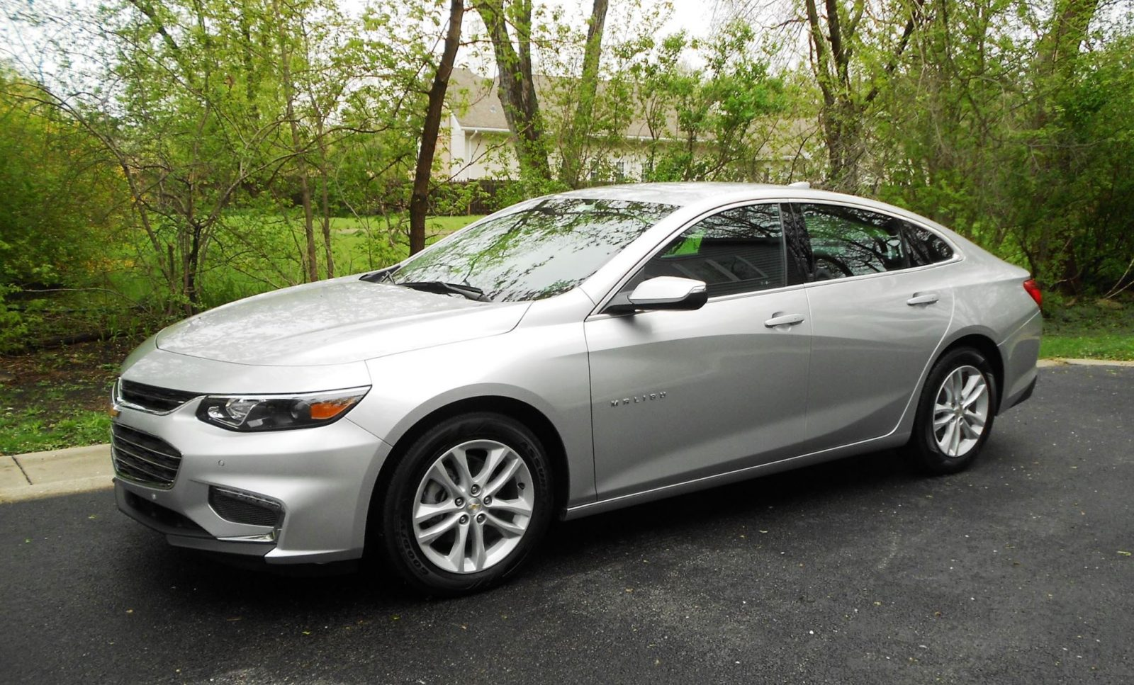"Mid City Subaru >> Road Test Review - 2016 Chevrolet MALIBU LT - By Ken ""Hawkeye"" Glassman » CAR SHOPPING » Car ..."