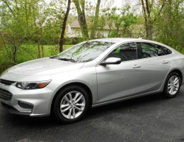 "Road Test Review – 2016 Chevrolet MALIBU LT – By Ken ""Hawkeye"" Glassman"