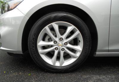 Road Test Review - 2016 Chevrolet MALIBU LT 3