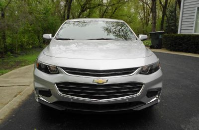 Road Test Review - 2016 Chevrolet MALIBU LT 4