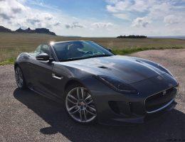 Road Test Review – 2016 Jaguar F-Type R Convertible AMAZES Tim Esterdahl