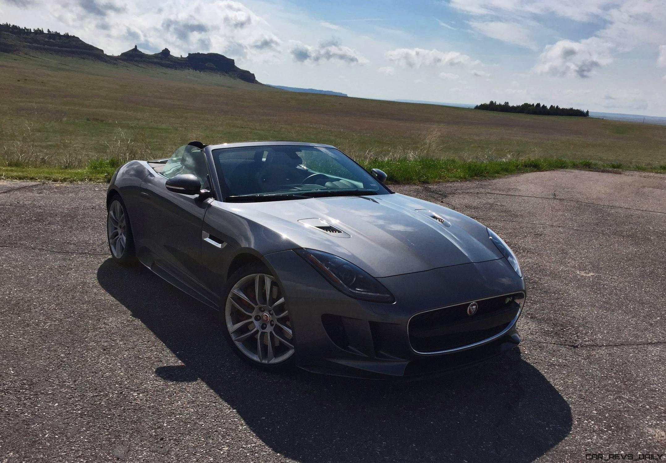 l svr andrew a jaguar convertible drivin type chen with f