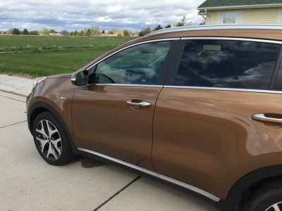 Road Test Review - 2017 KIA Sportage SX AWD - By Tim Esterdahl 1
