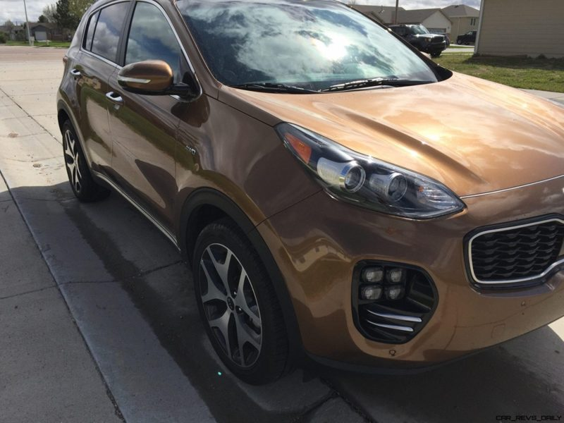 Road Test Review - 2017 KIA Sportage SX AWD - By Tim Esterdahl 27