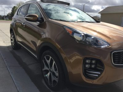 Road Test Review - 2017 KIA Sportage SX AWD - By Tim Esterdahl 28