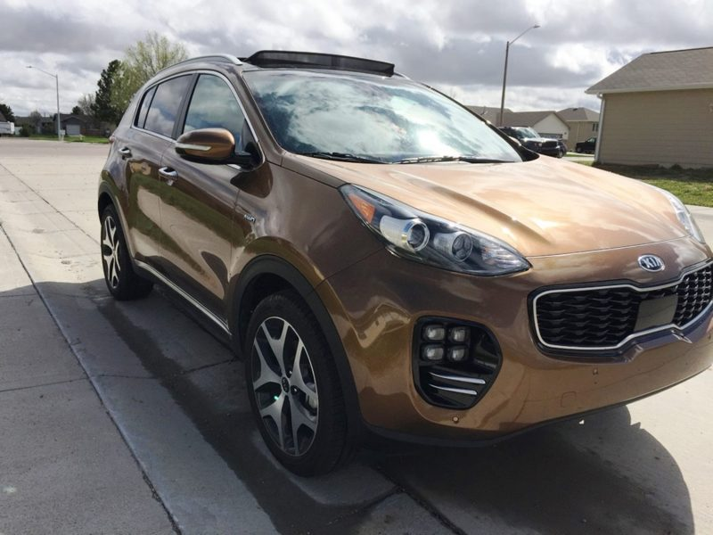 Road Test Review - 2017 KIA Sportage SX AWD - By Tim Esterdahl 29