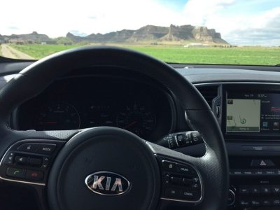 Road Test Review - 2017 KIA Sportage SX AWD - By Tim Esterdahl 30