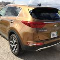 Road Test Review - 2017 KIA Sportage SX AWD - By Tim Esterdahl 31