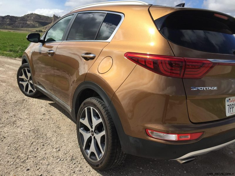 Road Test Review - 2017 KIA Sportage SX AWD - By Tim Esterdahl 32