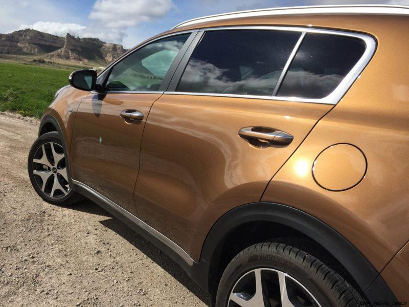 Road Test Review - 2017 KIA Sportage SX AWD - By Tim Esterdahl 33