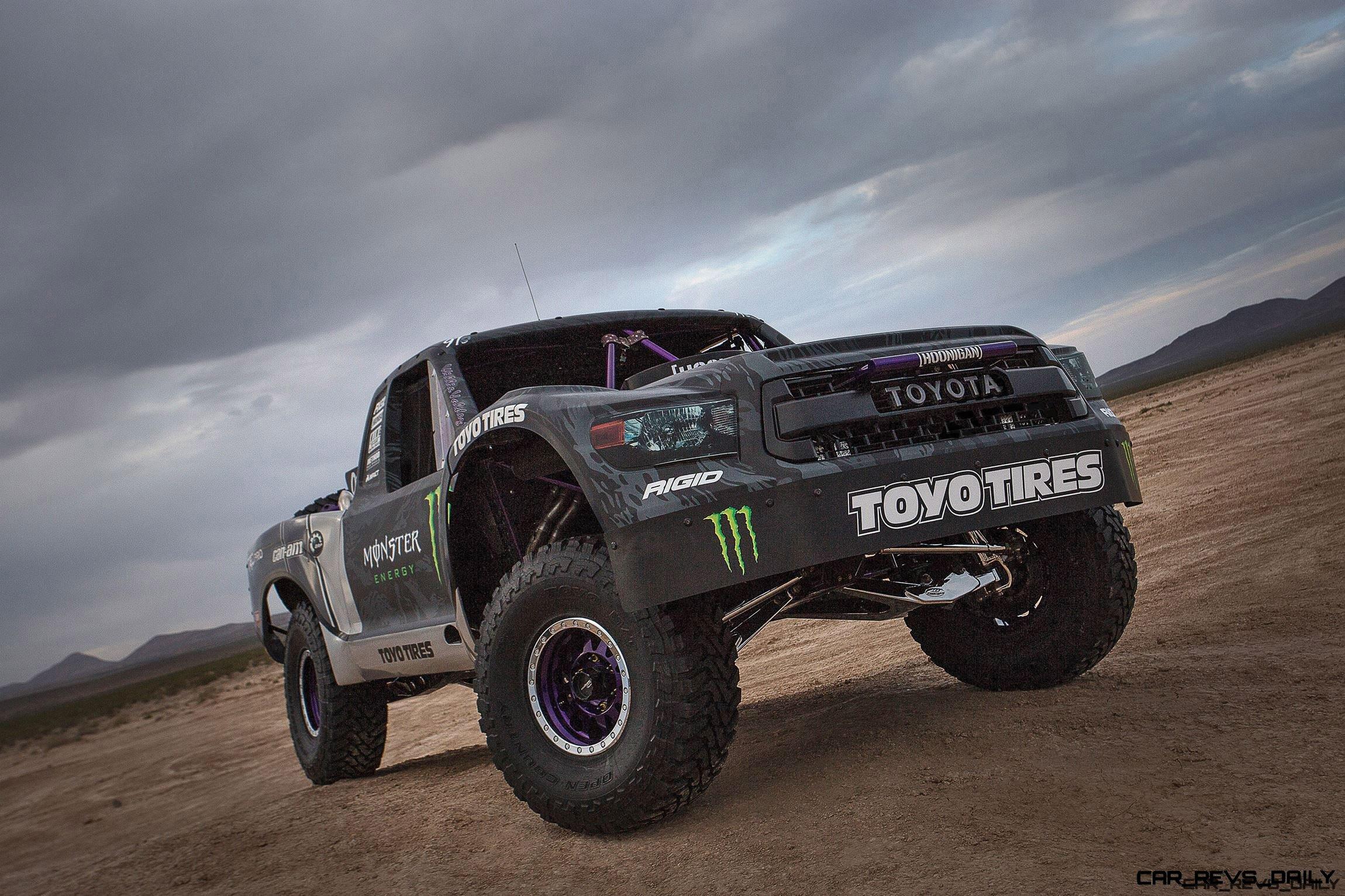 2016 TOYOTA TUNDRA TRD Pro Trophy Truck – Best in Baja?