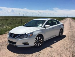 Road Test Review – 2016 Nissan Altima SL – By Tim Esterdahl