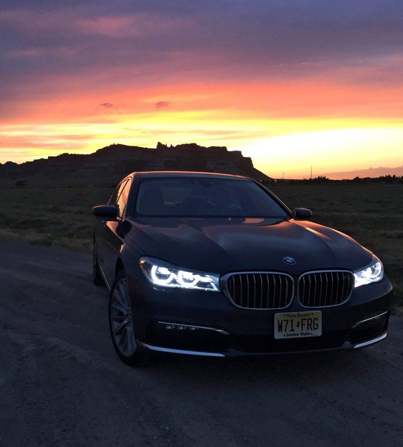 2016 BMW 750i  Exterior 6
