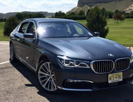 2016 BMW 750i – Road Test Review – By Tim Esterdahl