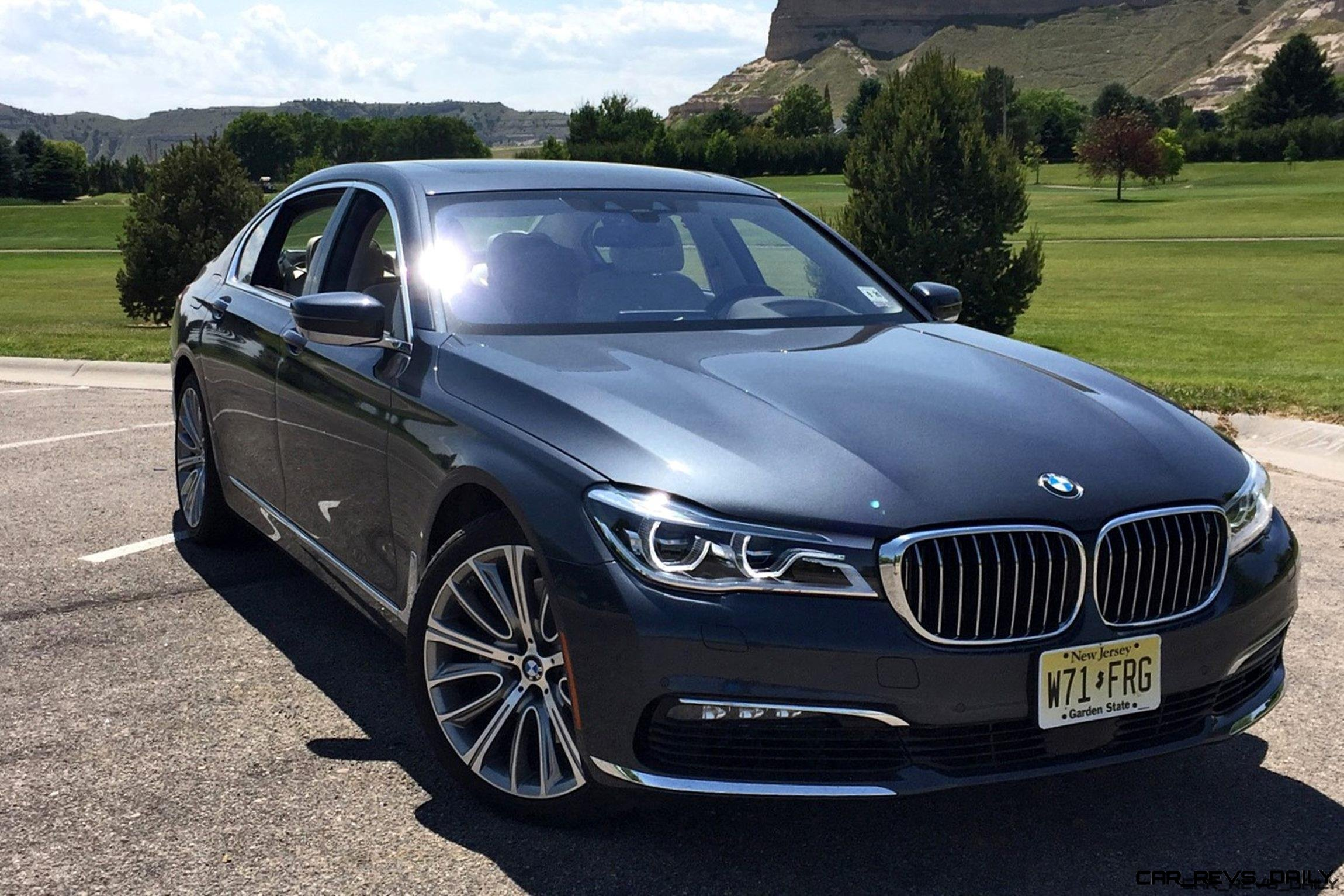 2016 Bmw 750i Road Test Review By Tim Esterdahl 187 Car