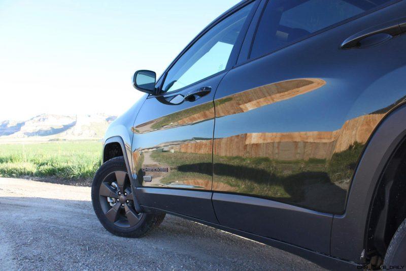 2016 Jeep Cherokee Exterior 4x45 75th Anniversary Edition 3