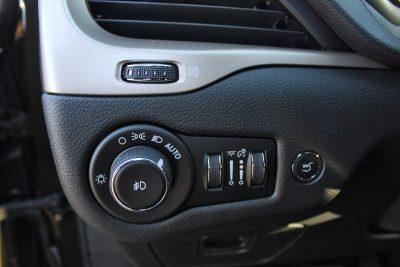 2016 Jeep Cherokee Interior 7