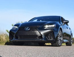 2016 Lexus GS-F – HD Road Test Review – F*** YES!