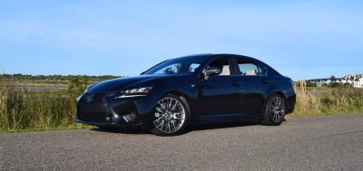 2016 Lexus GS-F Tom Burkart 3
