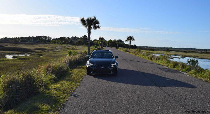 2016 Lexus GS-F Tom Burkart 46
