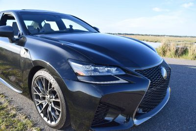 2016 Lexus GS-F Tom Burkart 50