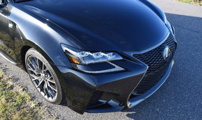 2016 Lexus GS-F Tom Burkart 51