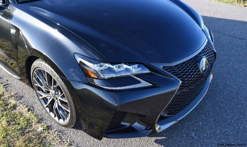 2016 Lexus GS-F Tom Burkart 51