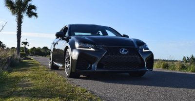 2016 Lexus GS-F Tom Burkart 52