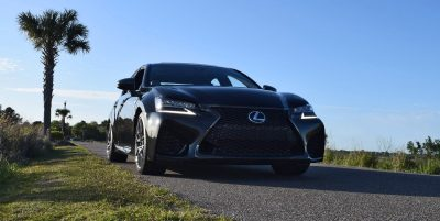 2016 Lexus GS-F Tom Burkart 53