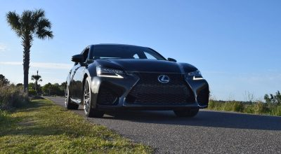 2016 Lexus GS-F Tom Burkart 54